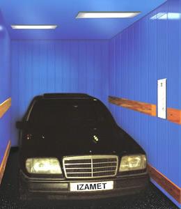 Лифт авто Izamet - компания СРБК «Портал»