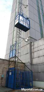 Строительный подъемник лифт Могилевлифтмаш – компания СРБК «Портал»